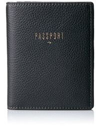 Fossil - Emma Smartphone Wallet Rfid Phone Wristlet - Lyst