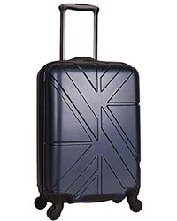 """Ben Sherman - 20"""" Abs 4-wheel Carry-on Luggage - Lyst"""