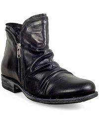 Miz Mooz - Luna Ankle Boot - Lyst
