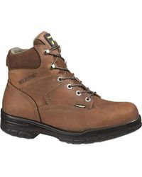 093b8b3c2f4 Lyst - Wolverine Durant ® Wp St Eh Slip Resistant Hiker Work Boots ...