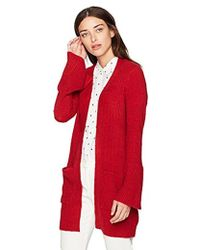 Kensie - Warm Touch Open Cardigan With Bell Sleeve - Lyst