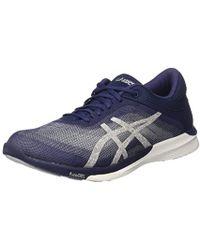 Asics - Fuzex Rush Gymnastics Shoes - Lyst