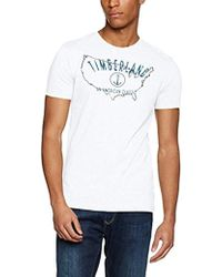 Timberland - T-shirt - Lyst