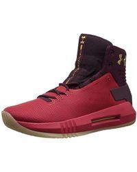 Under Armour - UA Drive 4, Chaussures de Basketball Homme - Lyst