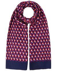 Kipling - 's Woven Wool Scarf - Lyst