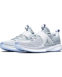 Nike   s Jordan Trainer 2 Flyknit Gymnastics Shoes for Men - Lyst 1ad500a80