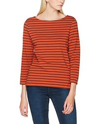 French Connection - Tim Tim Stripe Top - Lyst