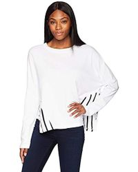 Stateside - Terry Oversied Pullover - Lyst