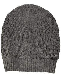 8c742fcaf6c Guess Am8041 Wol01 Hat Accessories Grey Men s Beanie In Grey in Gray ...