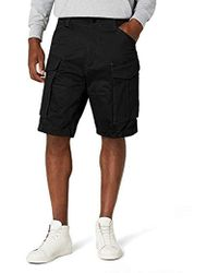 04a6ee3c10 G-Star RAW - Rovic Relaxed Cargo Short W/ Zip-pocket - Lyst