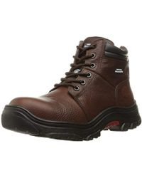 Skechers - For Work Burgin Taney Boot - Lyst