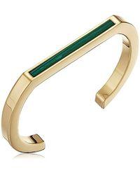 Trina Turk - Sunset Hills Open Cuff Bracelet - Lyst