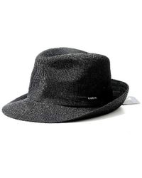Lyst - Kangol Wool Ushanka Hat in Black for Men 9911d5850495