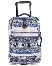Rip Curl - F-light Cabin Hi Desert Hand Luggage In Navy - Lyst