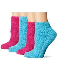 Dr. Scholls - Spa With Aloe Low Cut 2 Pack Sock - Lyst