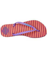 c81c1f351c30 Havaianas - Slim Retro Flip Flop Sandal - Lyst