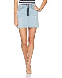Siwy - Madonna Mini Skirt In Thelma And Louise - Lyst