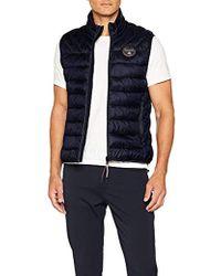 Napapijri - Aerons Vest Jacket Outdoor Gilet - Lyst
