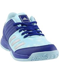 best sneakers 14b48 03fae adidas - Ligra 5 W Tennis-shoes, Whitemetallic Silvermetallic Silver