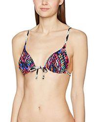 Triumph - Hot Fiesta Pu Bikini Top - Lyst