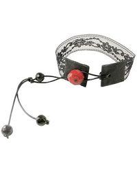 Sibilla G Jewelry - Sibilla G Boho Lace Bracelet - Lyst