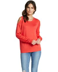 Feel The Piece - By Terre Jacobs Florentine Top In Coral Reef - Lyst