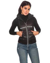 BLANC NOIR - Reflective Insert Featherweight Vest In Black - Lyst