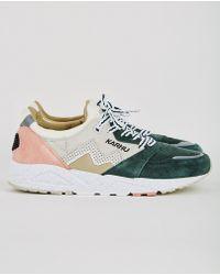 Karhu - Aria Sneaker Silver Birch & June Bug - Lyst