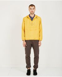 Woolrich Mountain Popover