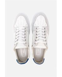 AMI - Panelled Trainers - Lyst