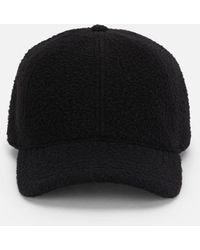 AMI - Cap With Ami Patch - Lyst