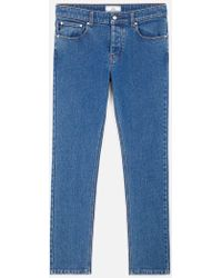 AMI - Slim Fit Jeans - Lyst
