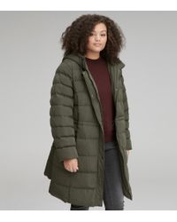 Andrew Marc - Sutton Plus Quilted Synthetic Down - Lyst