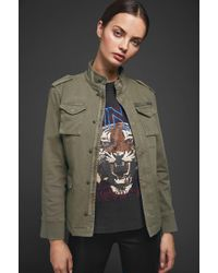 Anine Bing - Army Jacket - Lyst