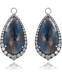 Annoushka - Unique Sapphire Earring Drops - Lyst