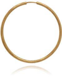 Annoushka - Medium Hoop Earring - Lyst
