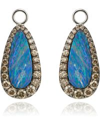 Annoushka - Unique Opal Earring Drops - Lyst