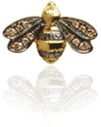 Annoushka - Love Diamonds Bee Stud Earring - Lyst