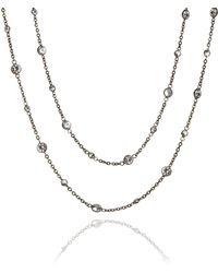Annoushka - Nectar Night Jasmine Necklace - Lyst