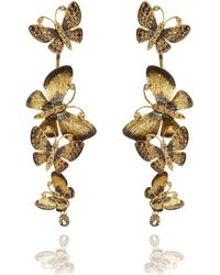 Annoushka - Butterflies Drop Earrings - Lyst