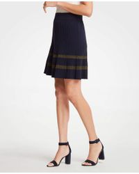 5528d7877 J.Crew Collection Shimmer Tweed Pencil Skirt in Black - Lyst