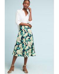 Eva Franco - Banana Midi Skirt - Lyst