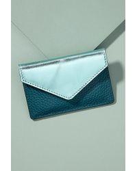 Anthropologie - Nayra Leather Cardholder - Lyst