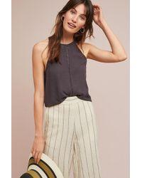 Cloth & Stone - Cutout Halter Top - Lyst