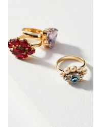 Anton Heunis | Clustered Cocktail Ring | Lyst