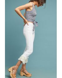 Mcguire - Cha Cha High-rise Straight Cropped Jeans - Lyst