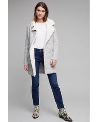 Seen, Worn, Kept - Olaf Sherpa Cardigan - Lyst