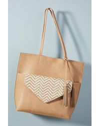Anthropologie - Thoma Clutch + Tote Bag - Lyst