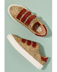 No Name - Arcade Leopard-print Trainers - Lyst