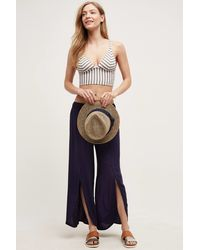 Anthropologie | Mix-and-match Printed Long-line Top | Lyst